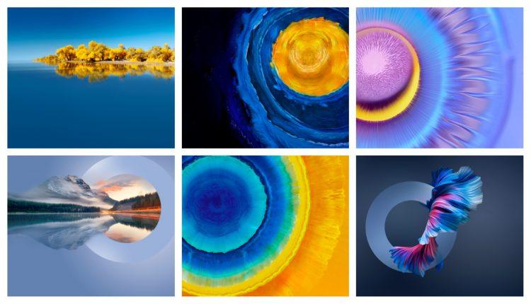 Huawei Mate 40 Stock Wallpapers