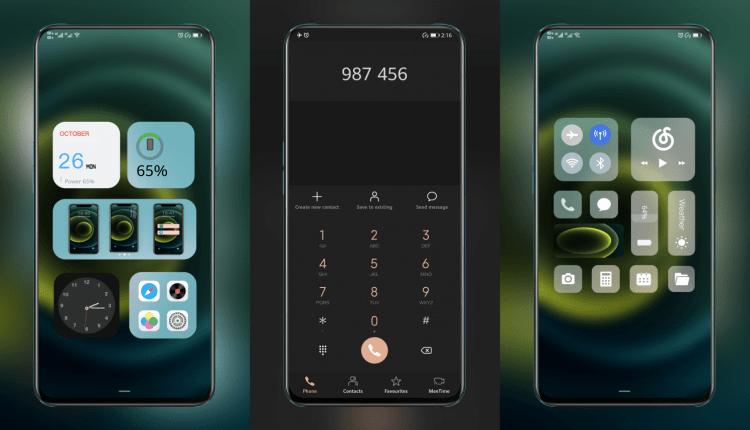 iOS Luxury 1
