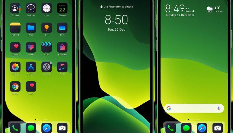 iOS-Green-Dark