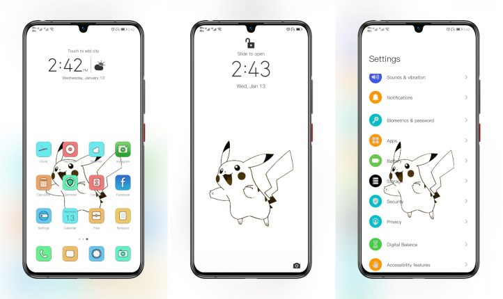 White-Pikachu